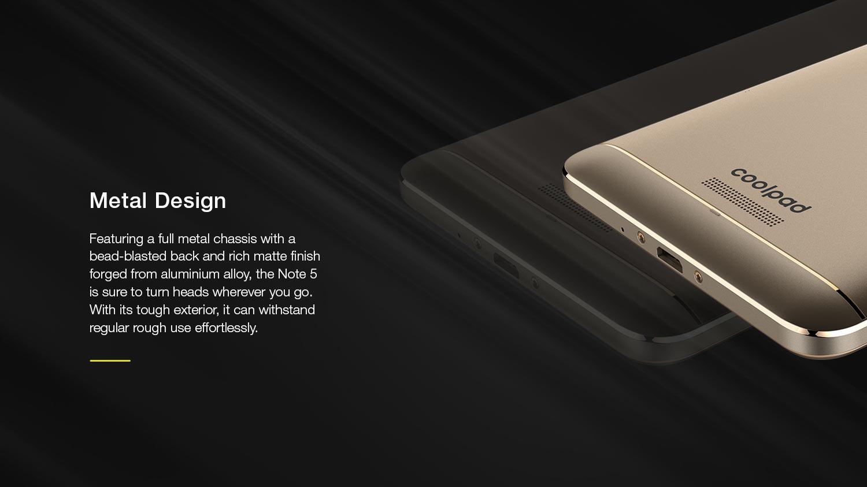 Kết quả hình ảnh cho Coolpad Note 5