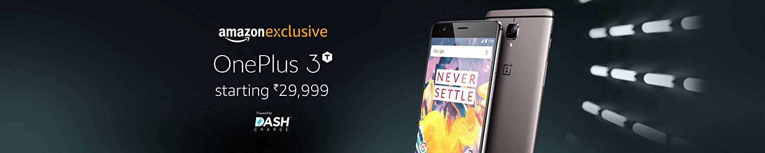 OnePlus 3T Shop now