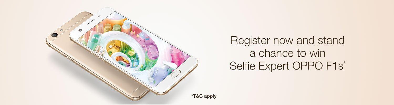 Oppo Register now