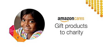 Give products to charity
