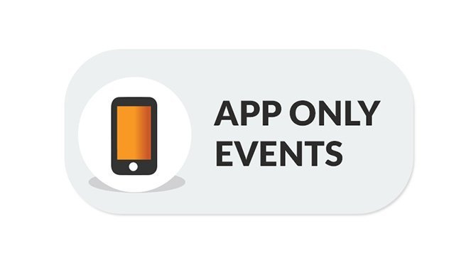 App only events