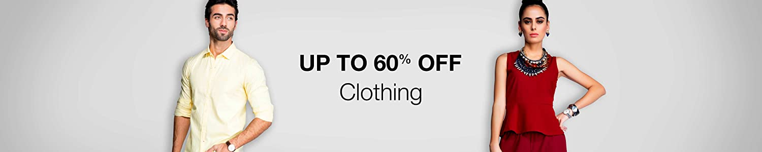 Clothing | Up to 60% off