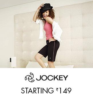 Jockey - Starting 149