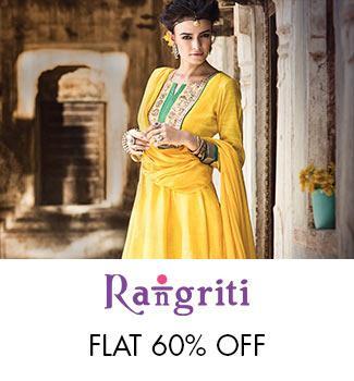 Rangriti - Flat 60% off