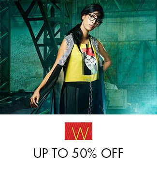 W for woman - Up to 50% off