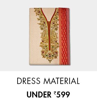 Dress Material under Rs. 599