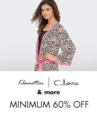 Klamotten, Clovia & more
