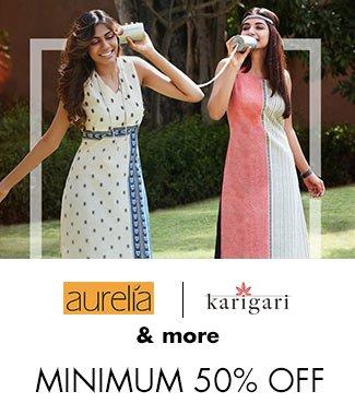 Aurelia, Karigiri & more
