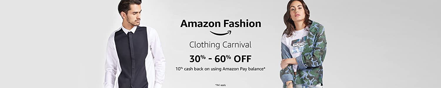Clothing Carnival | 30% - 60% off