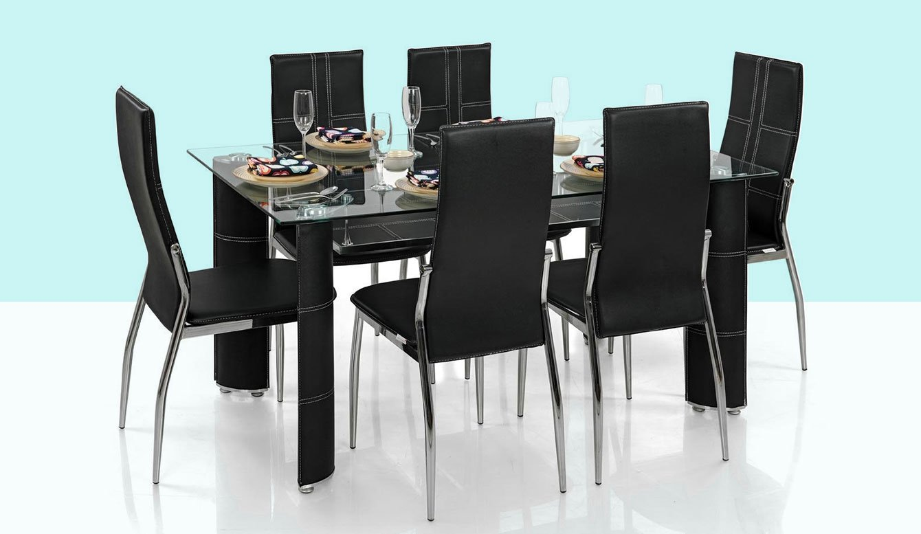Kitchen amp Dining Room Furniture Buy Kitchen amp Dining  : table setsV511434430 from www.amazon.in size 1340 x 777 jpeg 103kB
