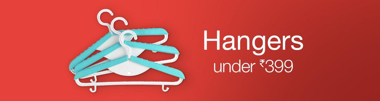 Hangers under Rs. 399