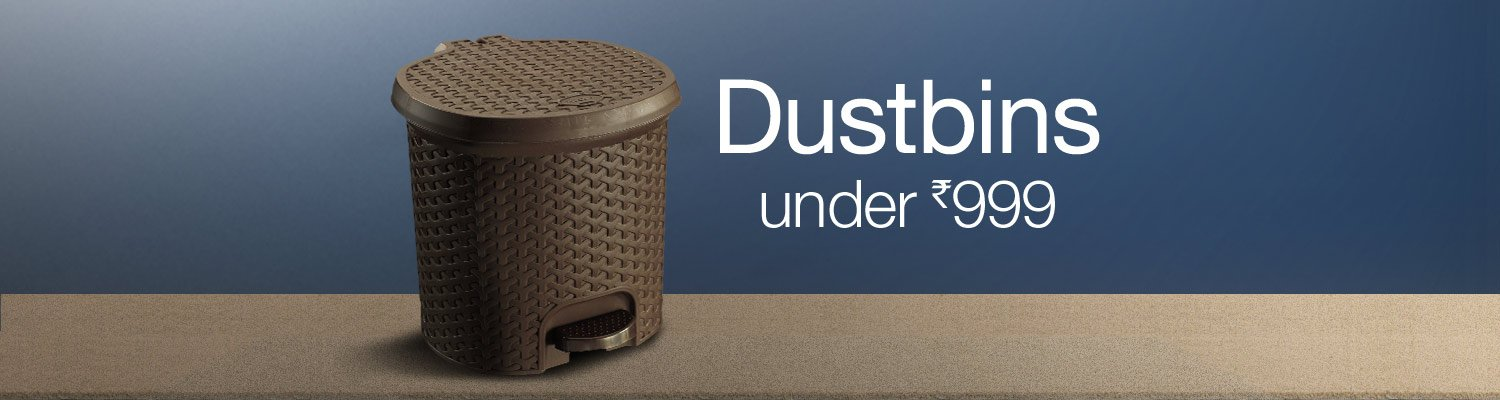 Dustbins under Rs. 999