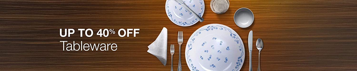 tableware discount