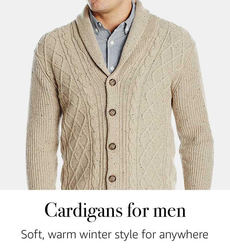 Cardigans for Men