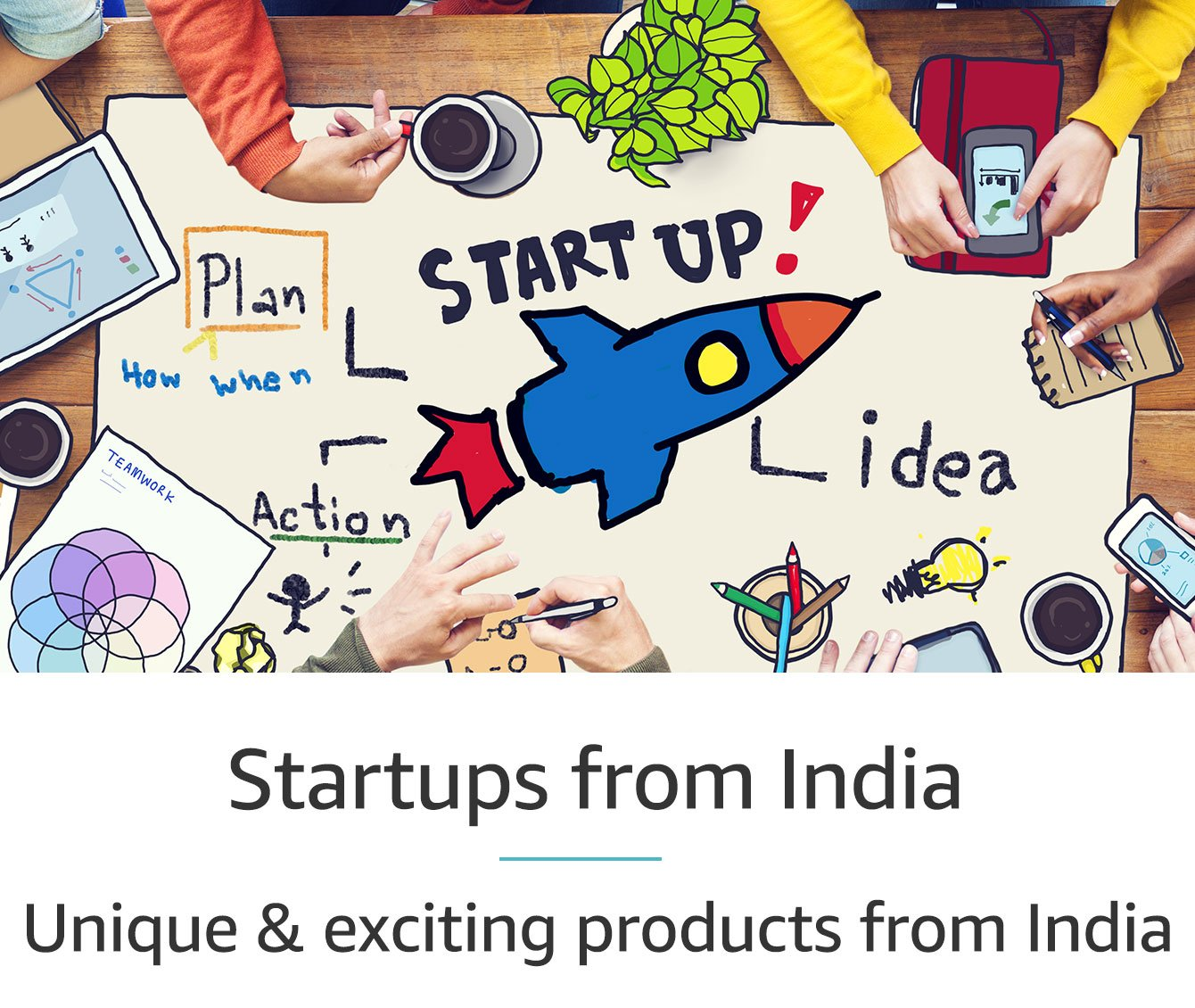 Startupa from India