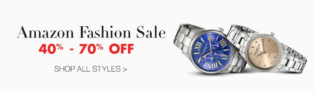 All watches: Up to 70% off