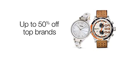 Up to 50% off: Top brands