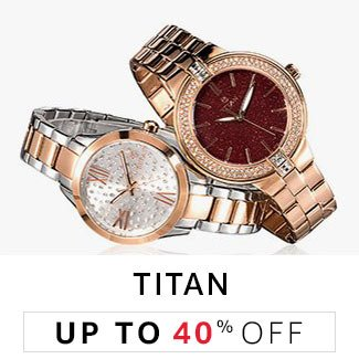 Titan: Up to 40% off