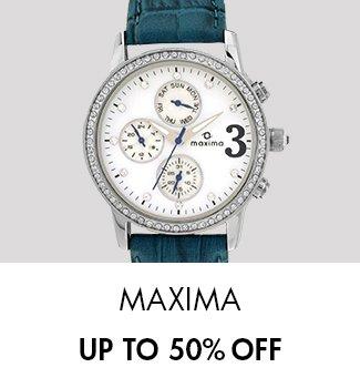 Maxima: Up to 50