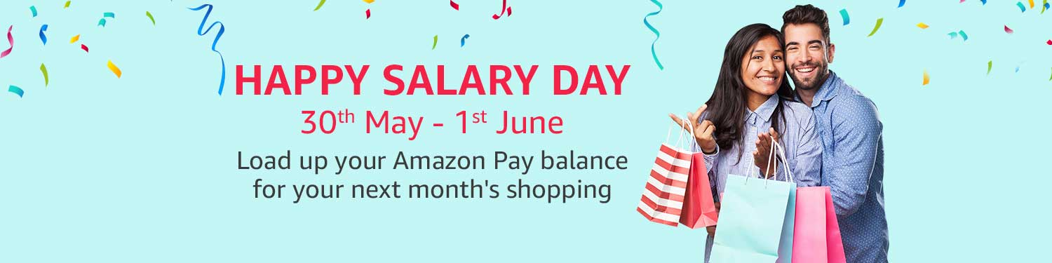 Happy salary day