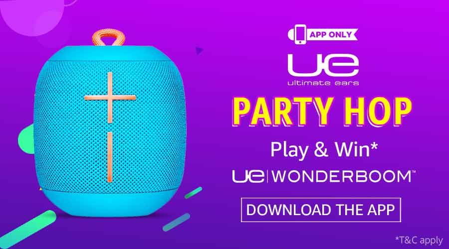 UE Party Hop
