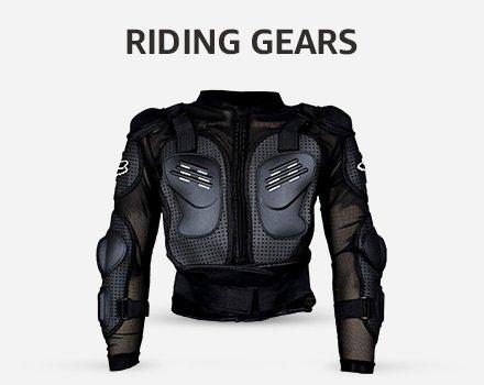 Riding gears