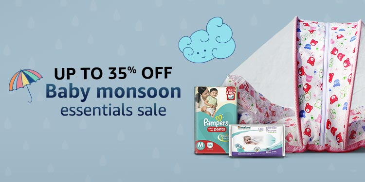 Baby Monsoon Essentials Store