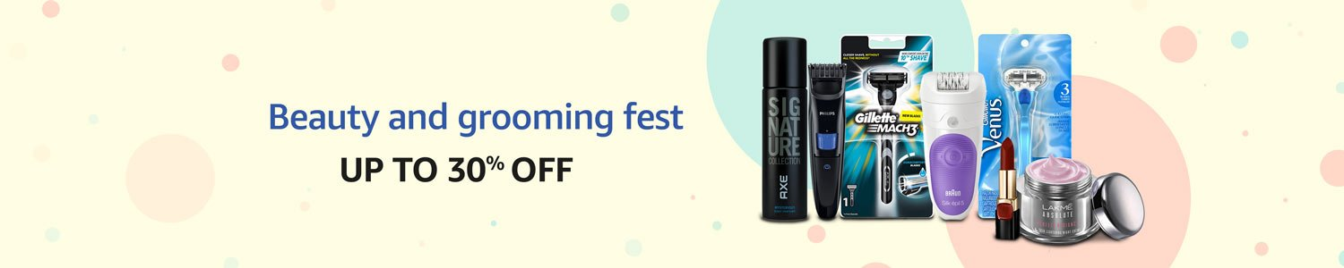 Beauty and grooming fest