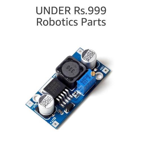 UNDER Rs.999 ROBOTICS PARTS
