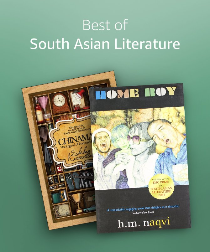 Best of South Asian Literature