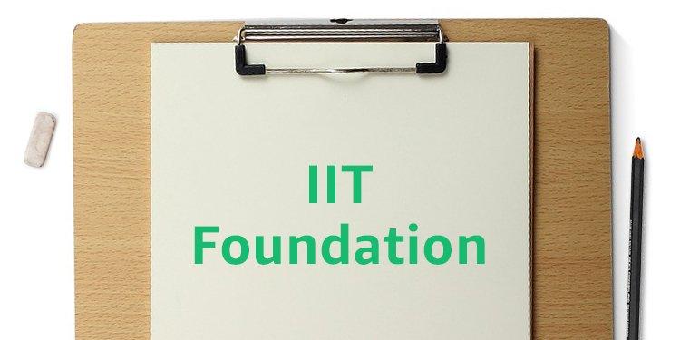 IIT Foundation