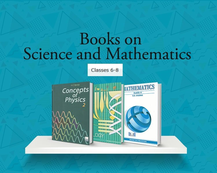 Books on Science and Mathematics