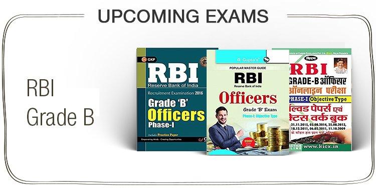 RBI Grade B Exam Prep