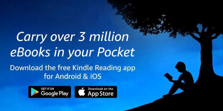 Kindle reading app