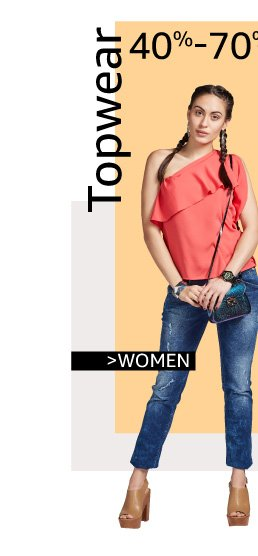 Topwear for Women