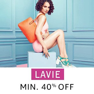 Lavie: Min 40% off