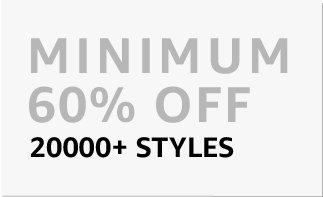 Min. 60% off