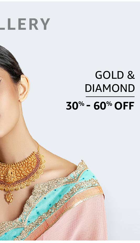 Gold & Diamond Jewellery