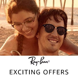Ray-Ban: Exciting Offers