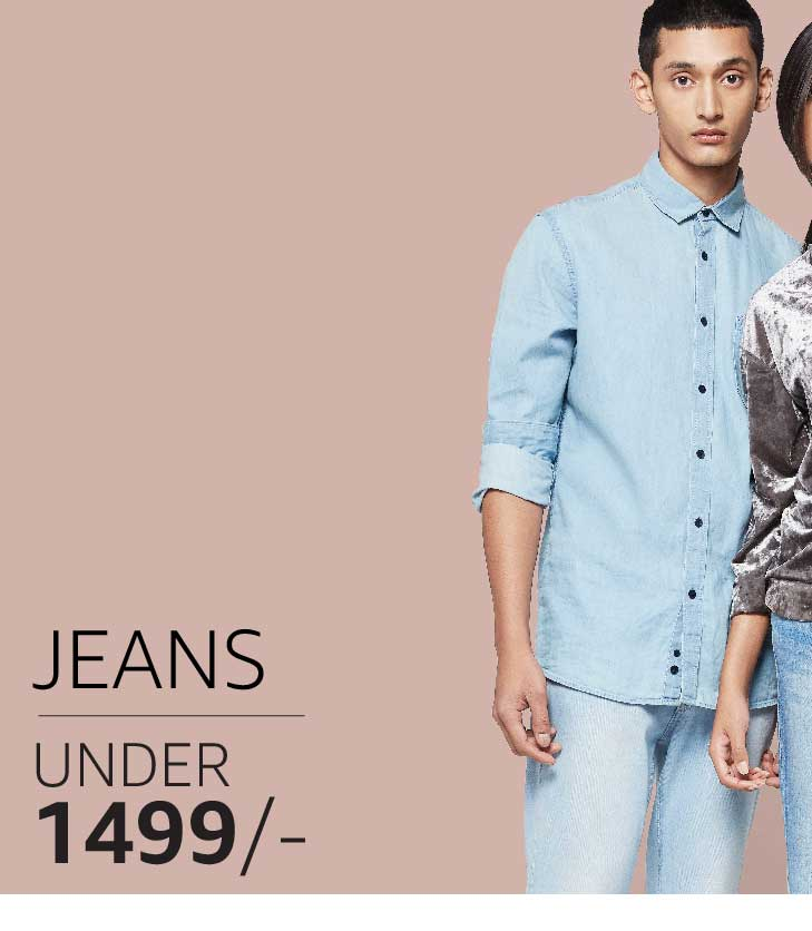 Jeans: Under 1499