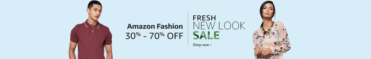 Fresh New Look Sale