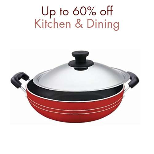 Kitchen & Dining Up to 60% off