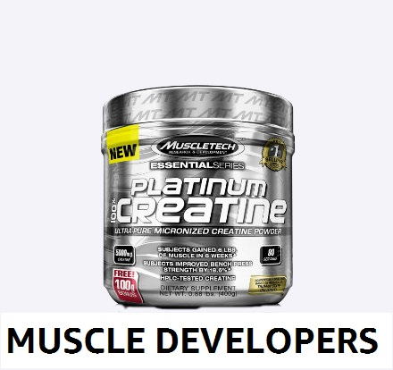 Muscle Developers