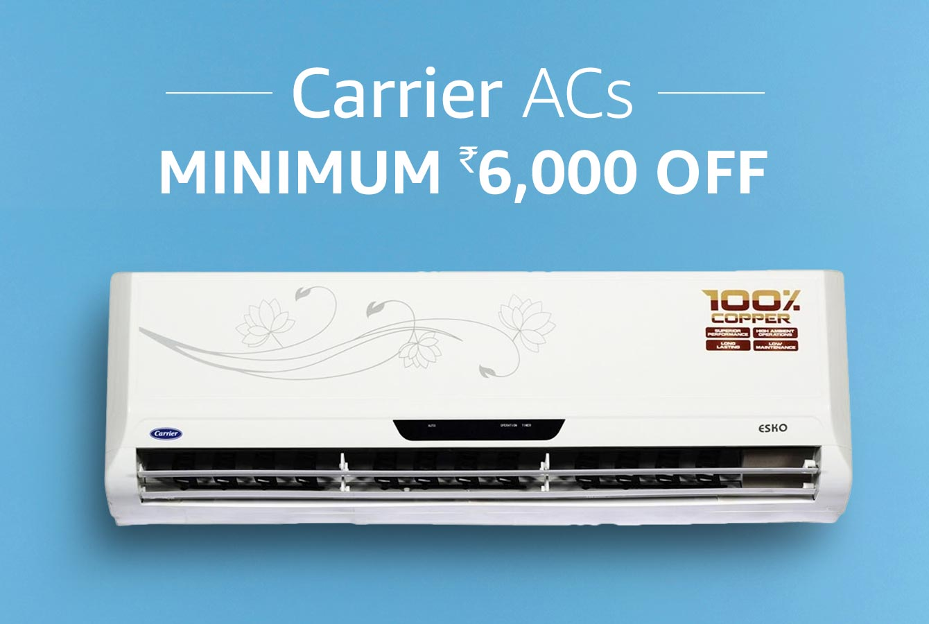 Carrier ACs