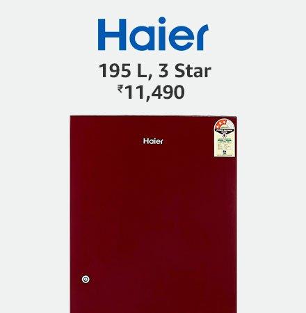 haier 195l