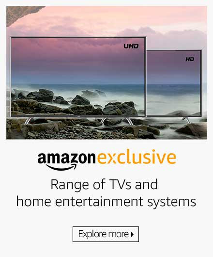 Amazon Exclusive - Home entertainment systems