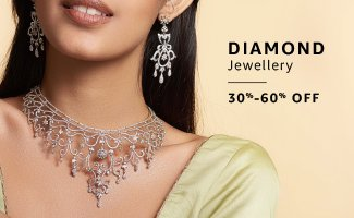 Akshaya Tritiya Special Jewellery Offers : Precious Jewellery : Diamond : 30% off or more