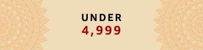 Under 4,999