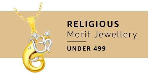 Religious Motif Jewellery