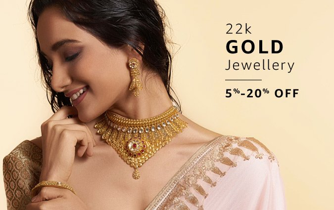 AKSHAYA TRITIYA STORE | Usher in happiness and prosperity this Akshaya Tritiya with Amazons range of auspicious jewellery, Choose from a wide range of products in 22KT gold, diamond, gold plated and sterling silver jewellery. You can also choose from our selection of gold chains, gold rings, 24K gold coins and silver coins. Shop with top brands like Senco Gold, Joyalukkas, Malabar Gold & Diamonds, TBZ-The Original and many more